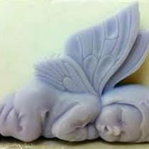 Форма-элит для мыла Спящая фея
