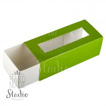 Коробочка для упаковки подарка, цвет белый