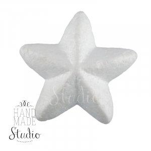 Звезда пенопластовая №073, 10 см