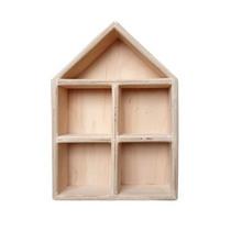 Декоративая полка Маленький домик, 30х20х6 см