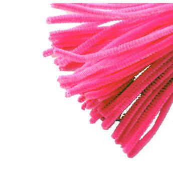 Синельная проволока, цвет розовый