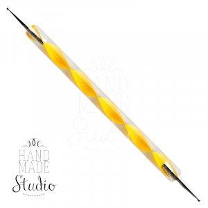 Дотс №4 со спиральной ручкой, d1-1,5 мм