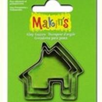 Каттеры  Makin's, домик