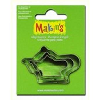 Каттеры для глины Makin's, домик