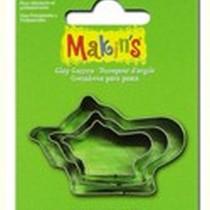 Каттеры Makin's, чайник