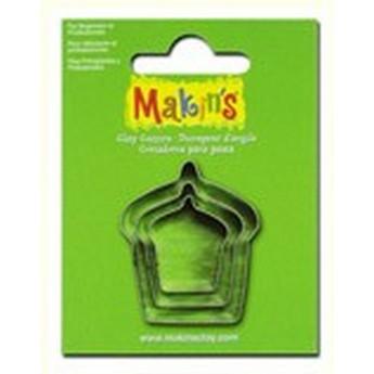 Каттеры для глины Makin's, зонтик