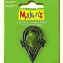 Каттеры для глины Makin's, пирожное