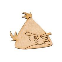 Деревянная заготовка Angry bird Chuck