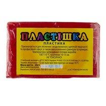 Полимерная глина Пластишка/bebik, №0109 рубин, 250 г