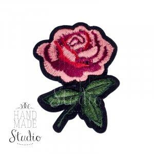 Термонашивка Роза №1