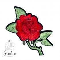 Термонашивка Роза №2