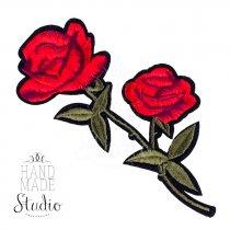 Термонашивка Роза №3