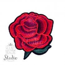 Термонашивка Роза №4