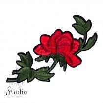 Термонашивка Роза №6