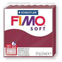 Полимерная глина Fimo Soft, 56г, №23, мерло