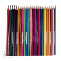 Набор цветных карандашей, 24 цв.