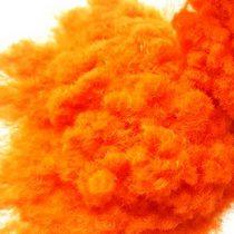 Флок (бархатная пудра), цвет оранжевый