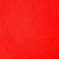 Фетр листовой 3мм, цвет красный