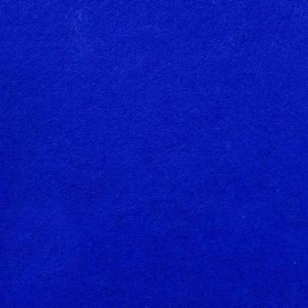 Фетр листовой 3мм, цвет синий