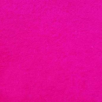 Фетр листовой 3мм, цвет фуксия
