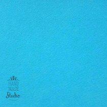 Фетр жесткий 1 мм, цвет голубой