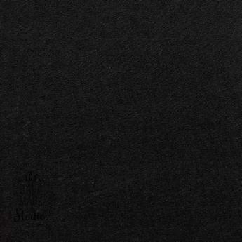 Фетр жесткий 1мм, цвет черный