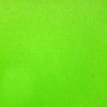 Фетр жесткий 1мм, цвет неоновый салатовый