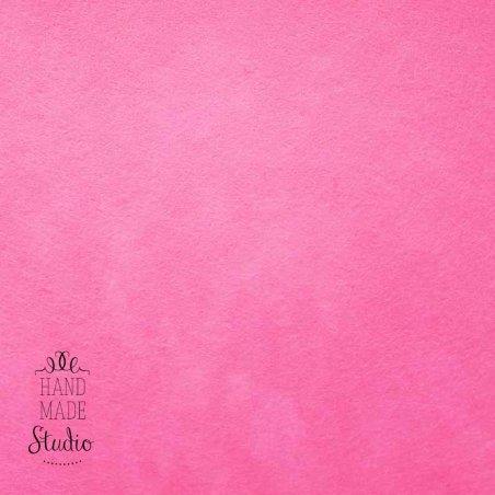 Фетр жесткий 1мм, цвет светло-розовый