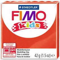 Полимерная глина Fimo kids №2, красный, 42 г