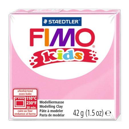 Полимерная глина Fimo kids №25, светло-розовый, 42 г