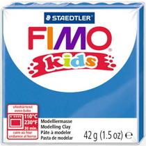 Полимерная глина Fimo kids №3, синий, 42 г