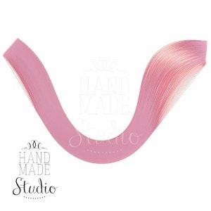 Полоски бумаги однотонные, цвет розовый, 8006205