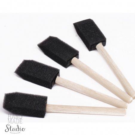 Спонж , цвет черный  4 см
