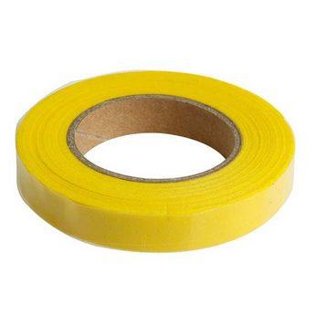 Тейп-лента желтая, 18 м