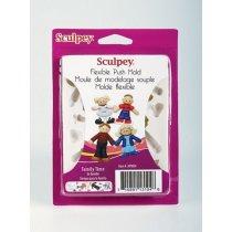 Гибкие формы Sculpey Дети