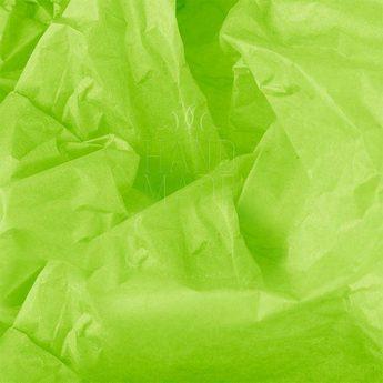 Бумага тишью, цвет -  салатовый