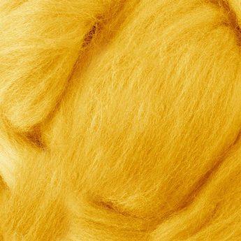 Шерсть для валяния 100% Оранжевый №15