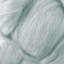 Шерсть для валяния 100% Светло-серый №25