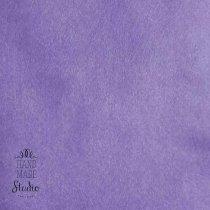 015 Фетр листовой мягкий, цвет фиолетовый