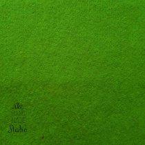 020 Фетр листовой мягкий, цвет оливковый