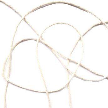 Хлопковый канат для декорирования (шпагат), толщина - 1 мм