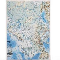 Декупажная карта 210х297мм (А4) №0225