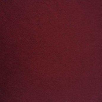 Фетр листовой 3мм, цвет бордовый