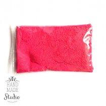 Прыгающая масса для лепки суперлегкая, цвет розовый 20г