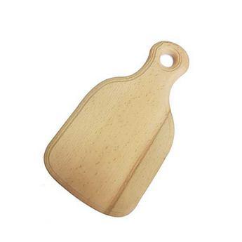 Досточка деревянная маленькая Фигурная №2
