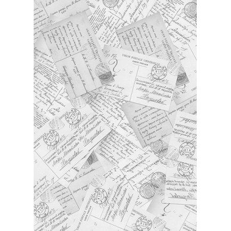 Декупажная карта 210х297мм (А4) №0005