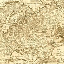 Декупажная карта 210х297мм (А4) №0162