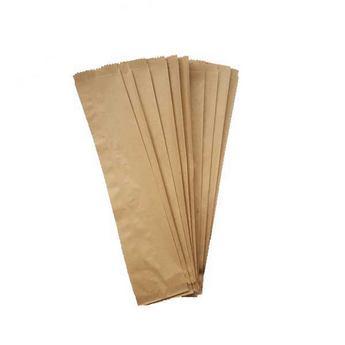 Крафт-пакеты, 40х8 см