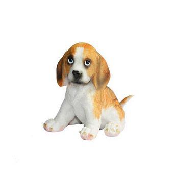 Форма-элит для мыла Собачка Бигль 3D