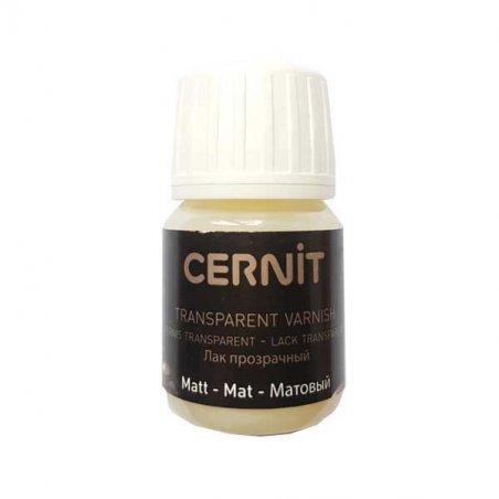 Лак для полимерной глины Cernit матовый, 30 мл